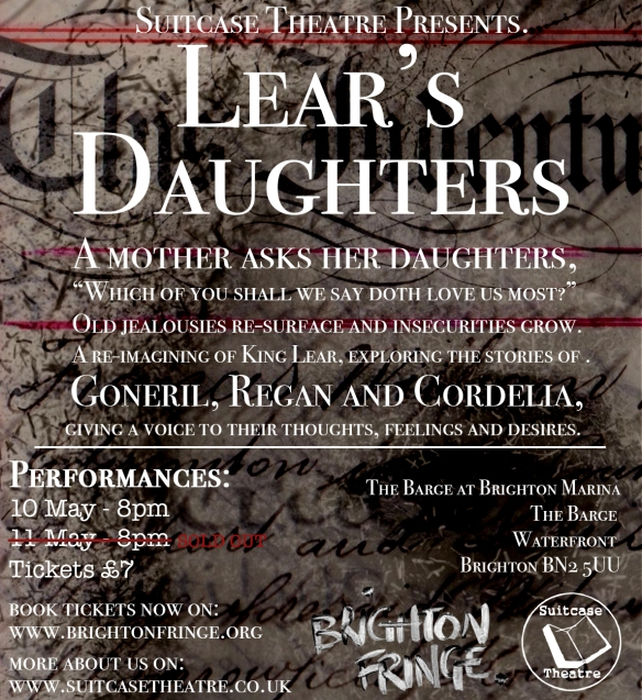 Leah's Daughters Poster
